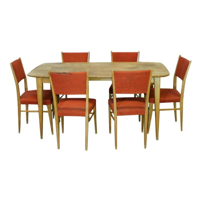 6 Chair Dining Set