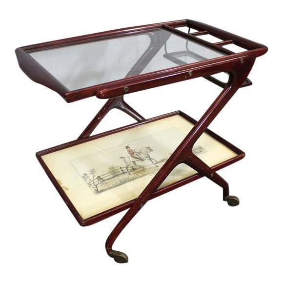 Vintage Tea Cart Table