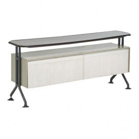 Console By Bbpr For Olivetti