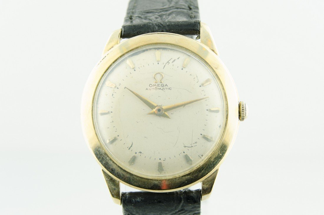 Omega 1950's Bumper Movement