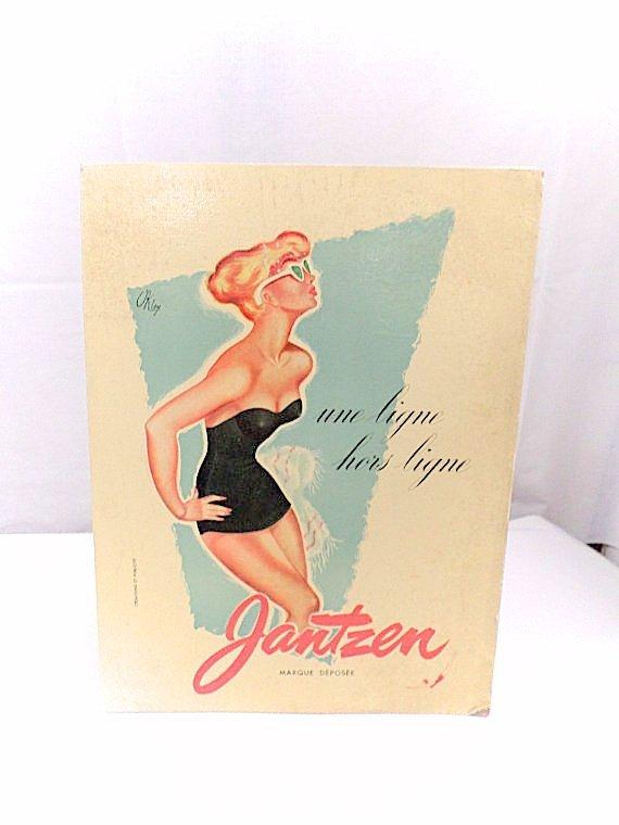 Jantzen Vintage Advertising POP Display