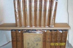 Joseph Conrad, Complete Works Of Joseph Conrad In 20