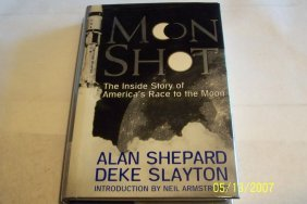 Signed Alan Shepard; Deke Slayton; Jay Barbree; Howard