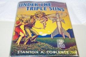 Signed Stanton A. Coblentz, Under The Triple Sons