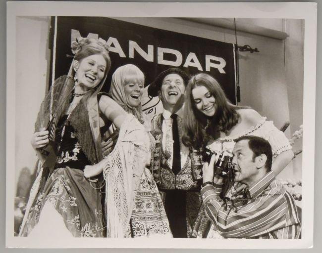 Vintage ABC Publicity Photo JACK KLUGMAN TONY RANDALL