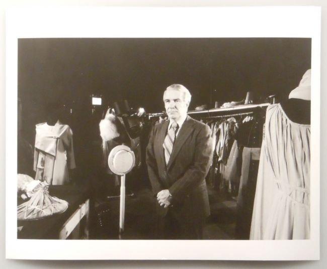 Vintage ABC Publicity Photo HARRY REASONER
