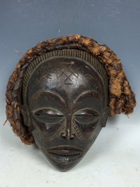 Chokwe Mask