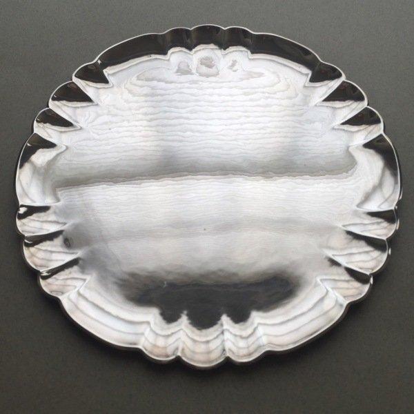 Georg Jensen Sterling Silver Tray No. 519B