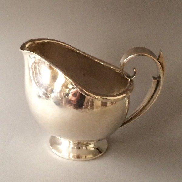 Georg Jensen Sterling Silver Cream Pitcher No. 319 by