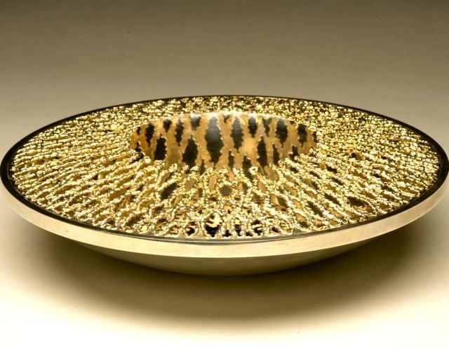 Stuart Devlin Sterling Silver and 24KT Vermeil - 2