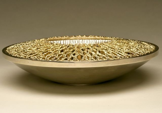 Stuart Devlin Sterling Silver and 24KT Vermeil - 3