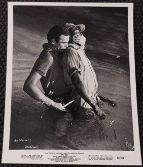 Dr. No - Original 1962 Movie Still 8x10 - River Capture