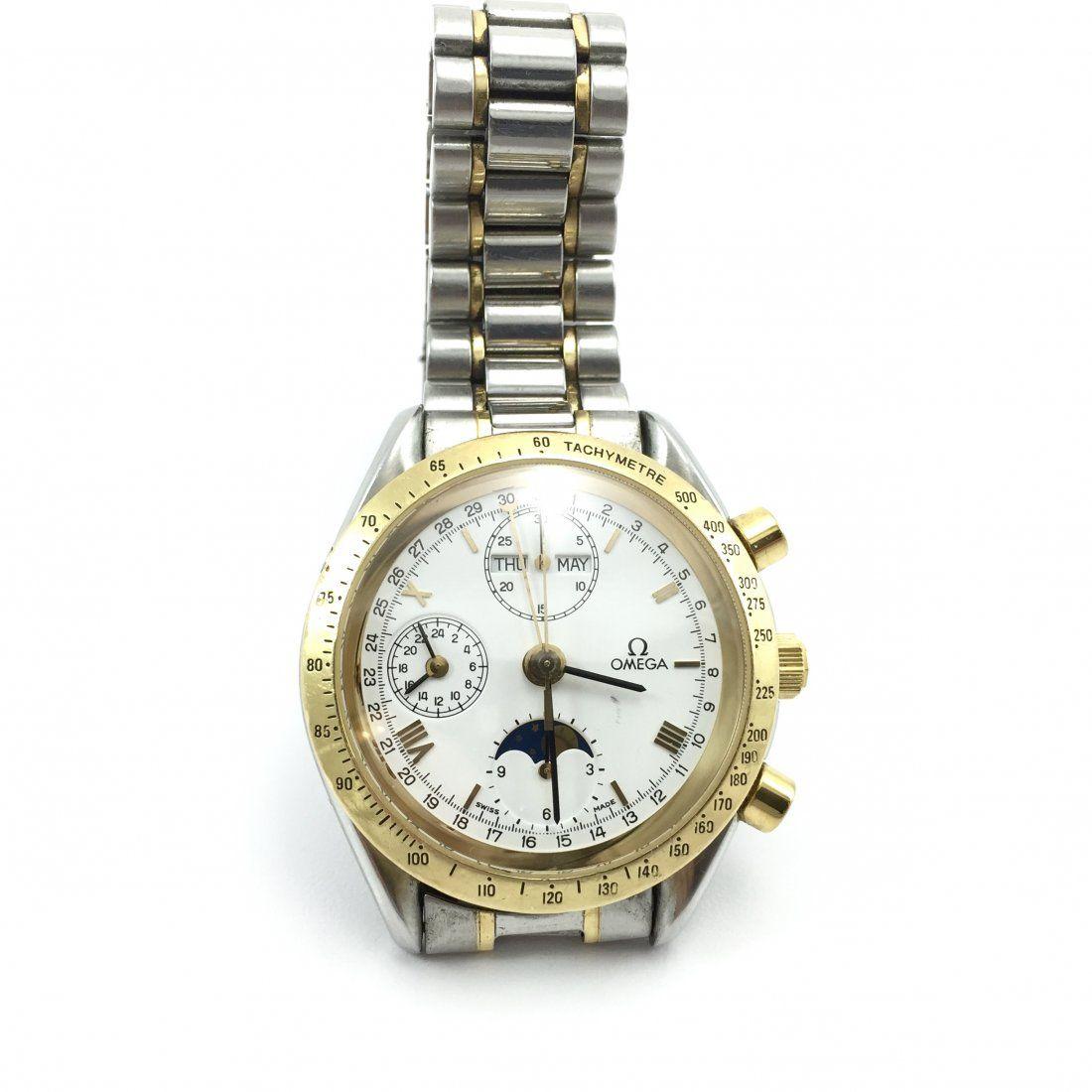 Omega Speedster Men's Watch