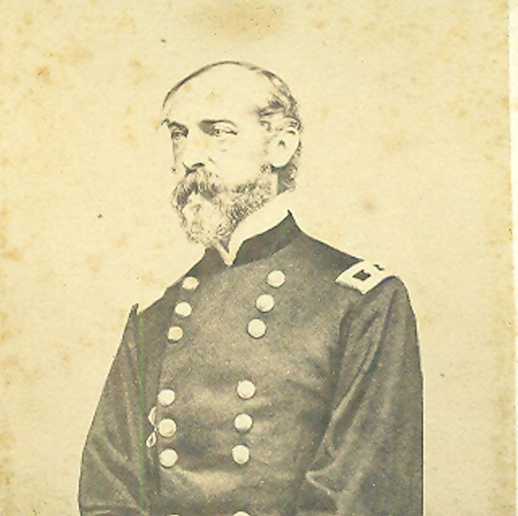 c.1863 Union Civil War General George Meade