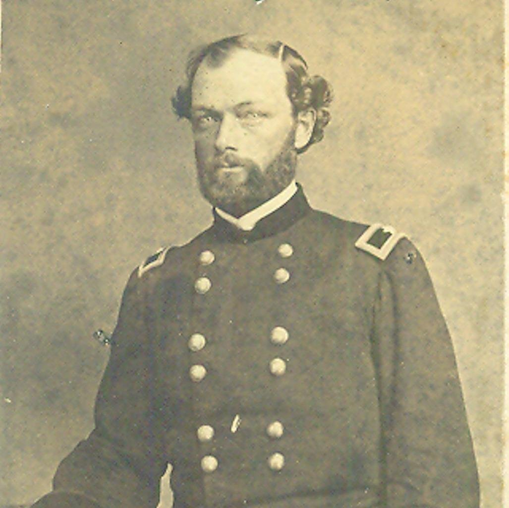 c.1863 Union Civil War General Quincy Adams Gillmore