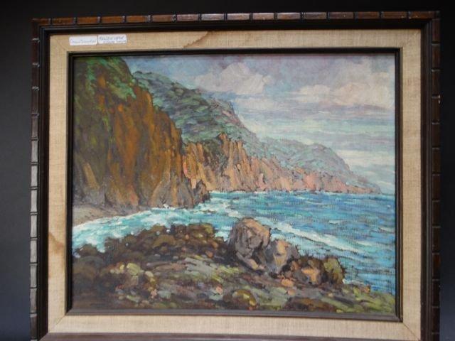 "Roger ""Bud"" Upton ""Catalina Island View"""