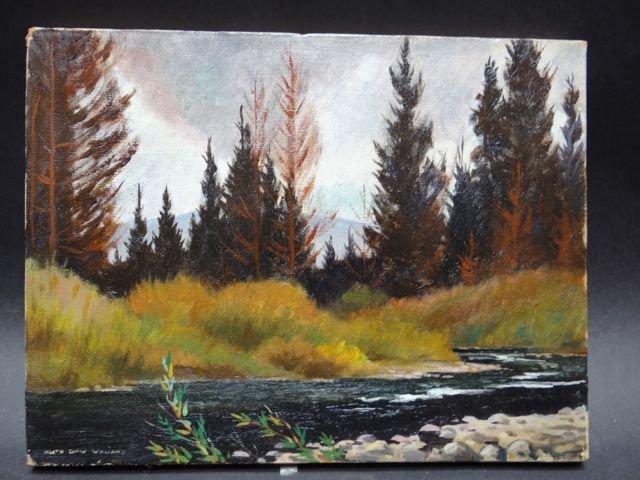 Keith Shaw Williams: Colorado River
