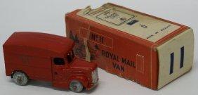 Vintage Morris & Stone (london, England) Royal Mail