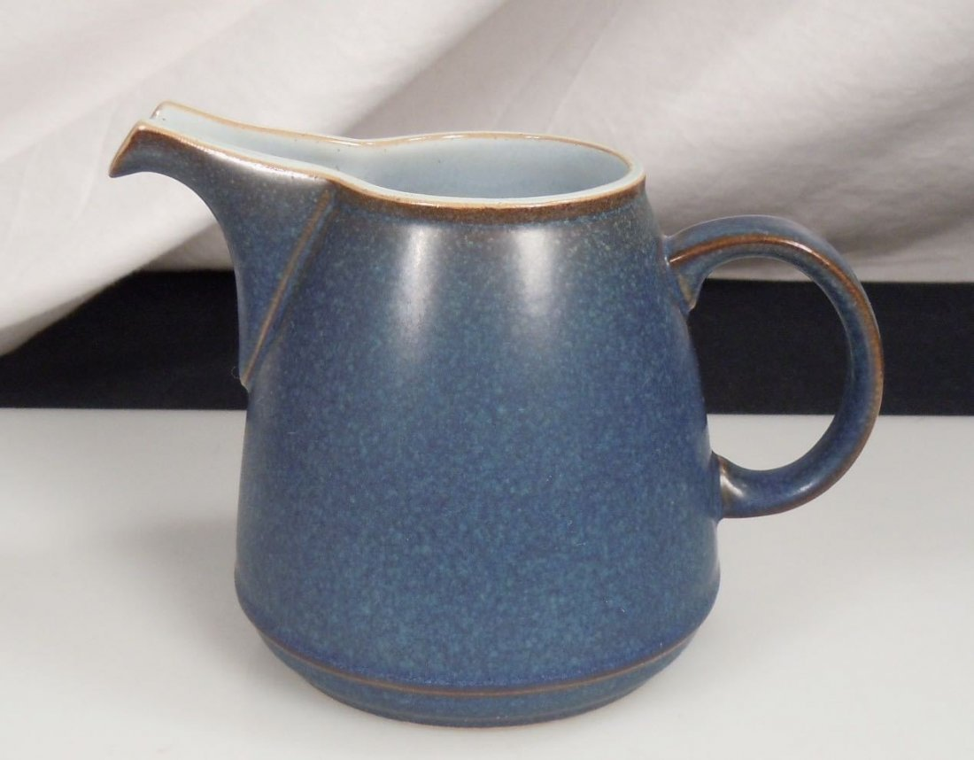Denby BLUE JETTY Large Creamer