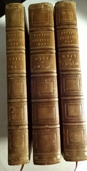 1820 History Of The War Of The Independence Of The