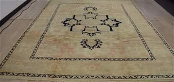 Antique Persian Heriz Serapi Style Rug