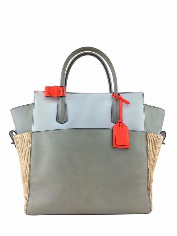 Reed Krakoff: Raffia & Leather Atlantique Tote