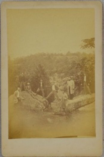 LookOut Mountain Chatanooga TN Civil War Vets