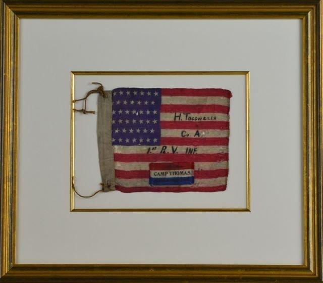 Civil War Veterans Reunion 42 Star Flag
