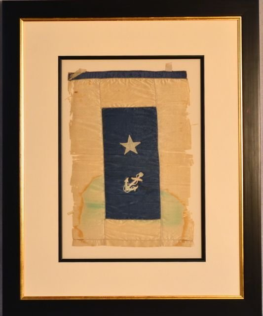 US Navy Admirals / Commodore's Flag