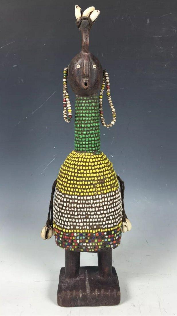 Namji Beaded Doll