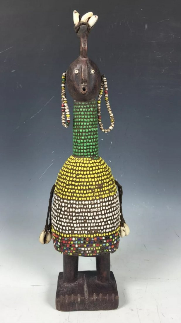 Namji Beaded Doll - 5