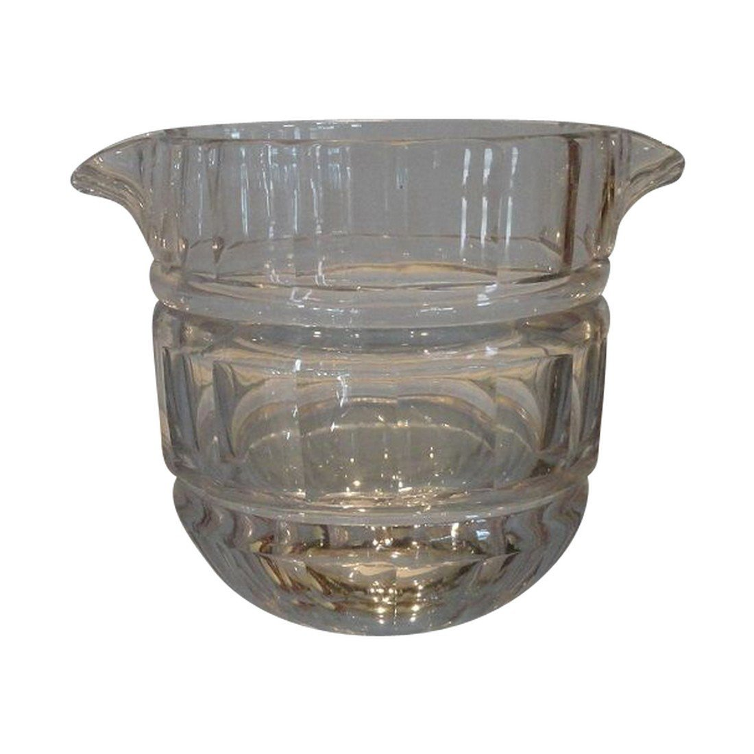 Unusual Antique 19th C Baccarat French Crystal Wine
