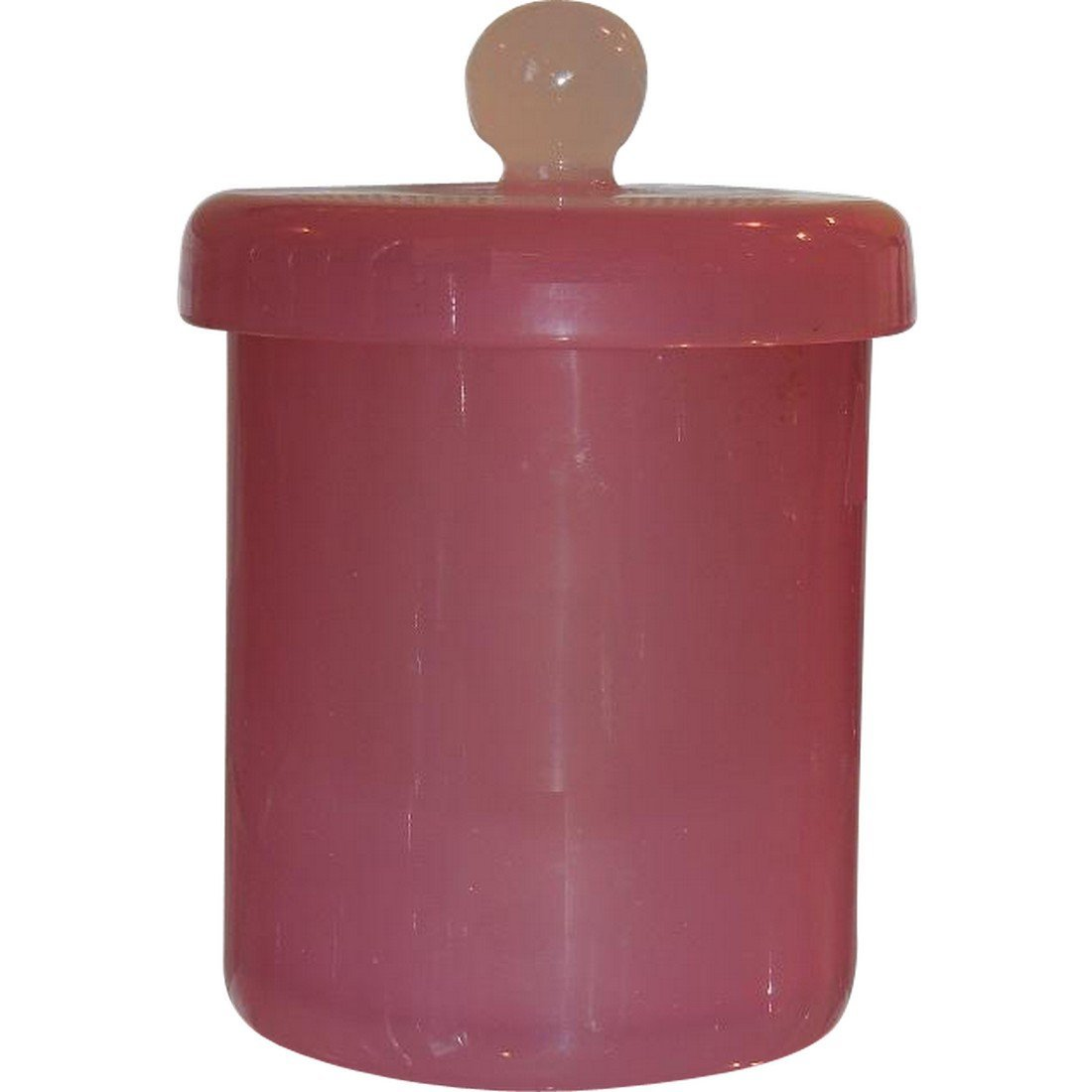 Rare Antique Baccarat Pink Opaline Glass Box