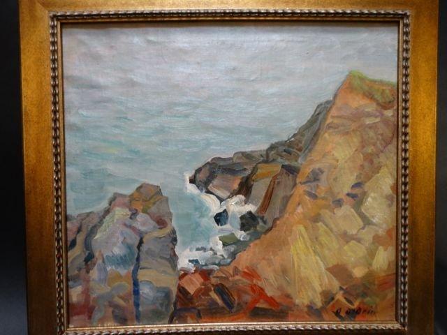 Anders Aldrin Malibu Coast 1930