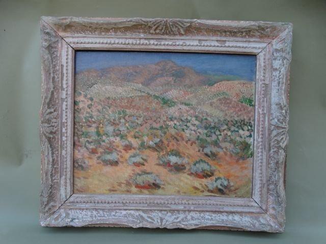 Anders Aldrin: Mojave Desert 1949