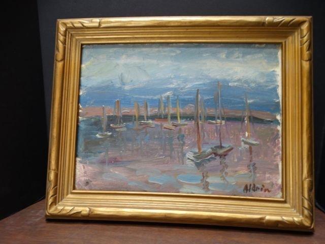 Anders Aldrin California Harbor