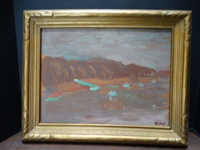 Anders Aldrin (1889-1970) Morro Bay #1