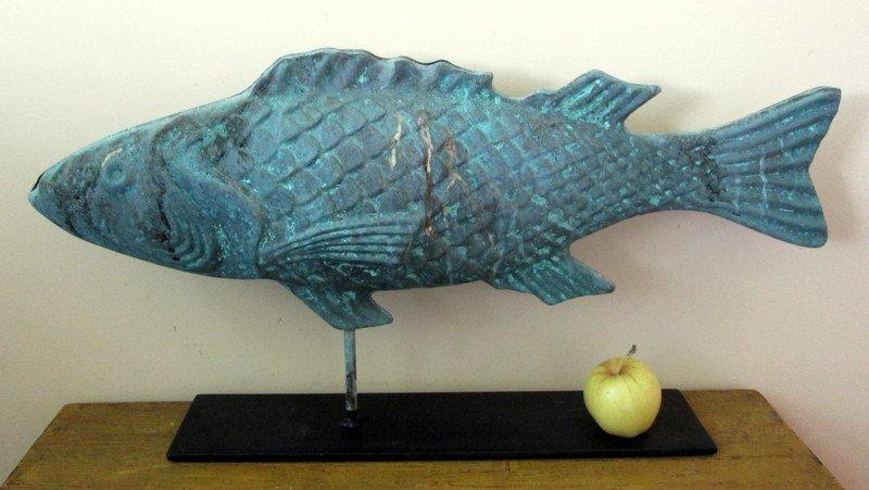 Codfish Weathervane