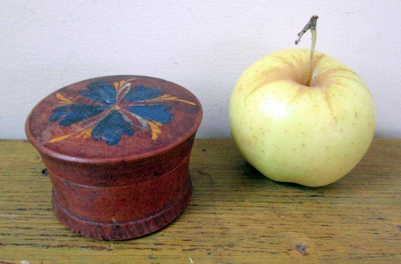 Decorated Trinket Box