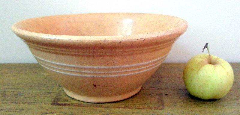 Early Yelloware Bowl