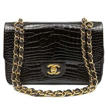 5d785a07e8ba Last Chance by LiveAuctioneers - Vintage Chanel Handbag & Purse ...