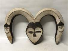 Large Kwele Mask