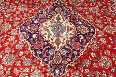 "9'8"" x12'9"" Fine Quality Genuine Persian Mashad"