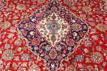 "9'8"" x12'9"" Fine Quality Genuine Persian Mashad"