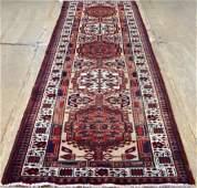 "3'5"" x 11'2"" Genuine S Antique Persian Serab Tribal"