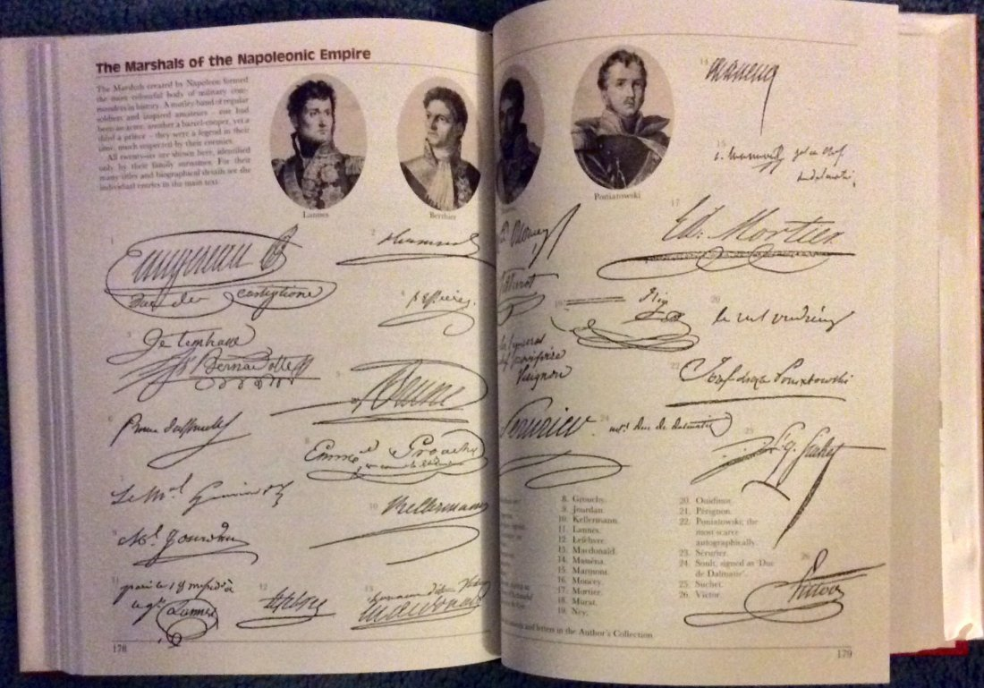2 Collector-Dealer Essential HC Autograph Reference Bks - 5