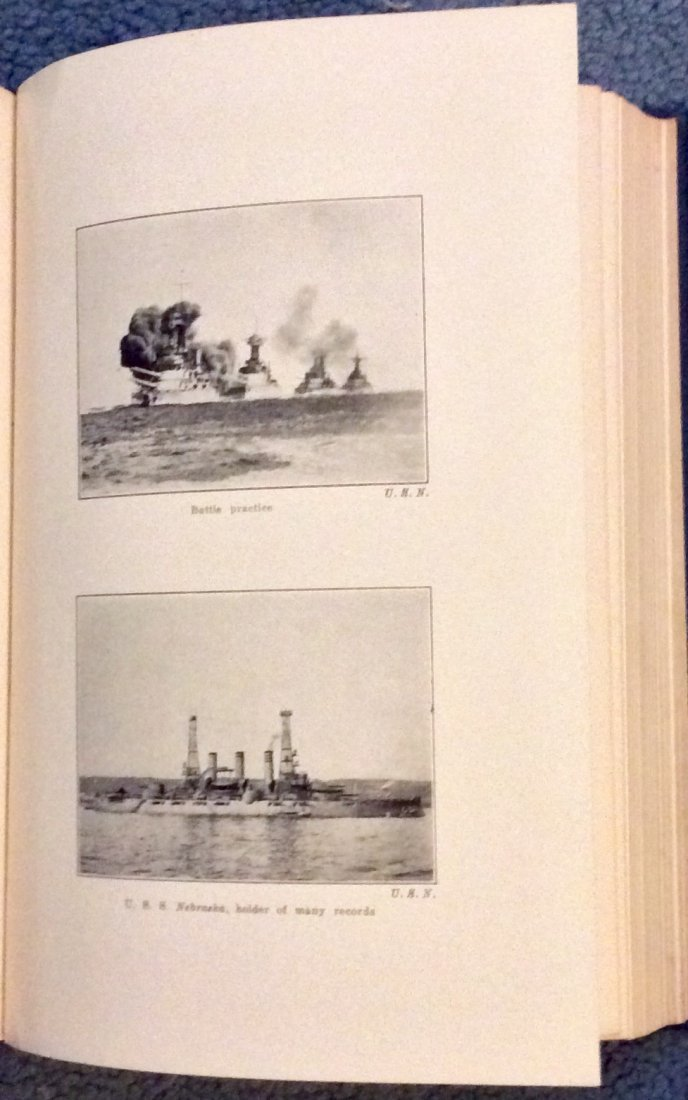 VINTAGE 1920 Naval Biography Of Admiral Robert Coontz - 3