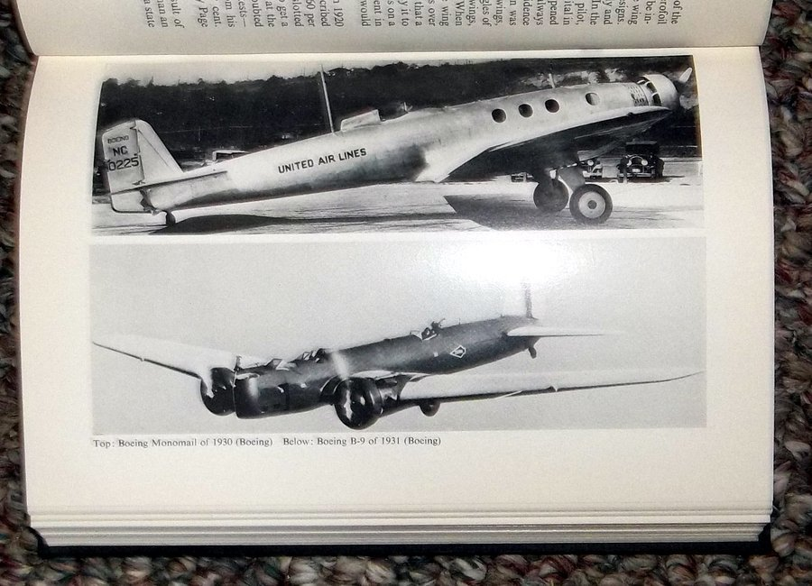 Collectible HC 1st Edition Aviation History Book - 2