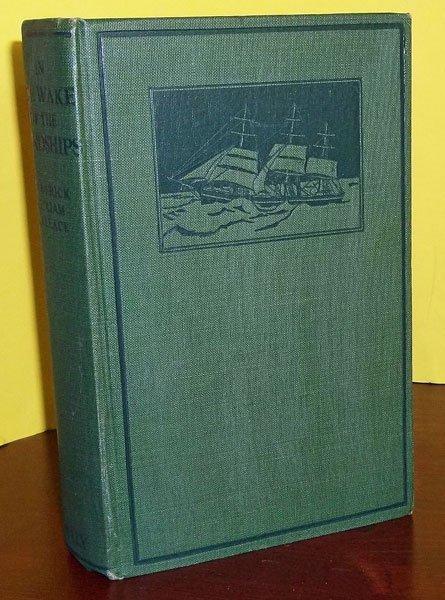 ANTIQUE Illustr Maritime History of Canada's