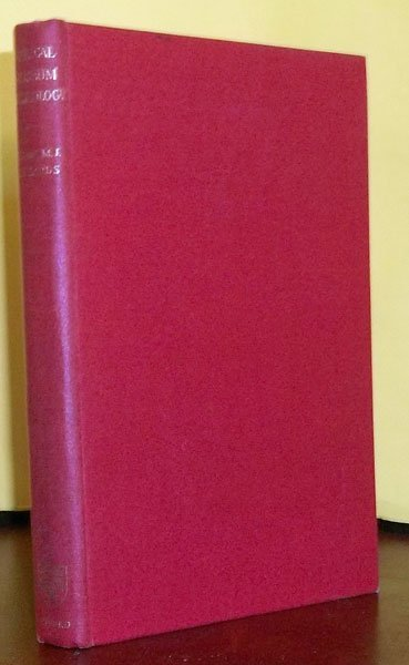 SCARCE CollectibleHardcover Medical Presevation History